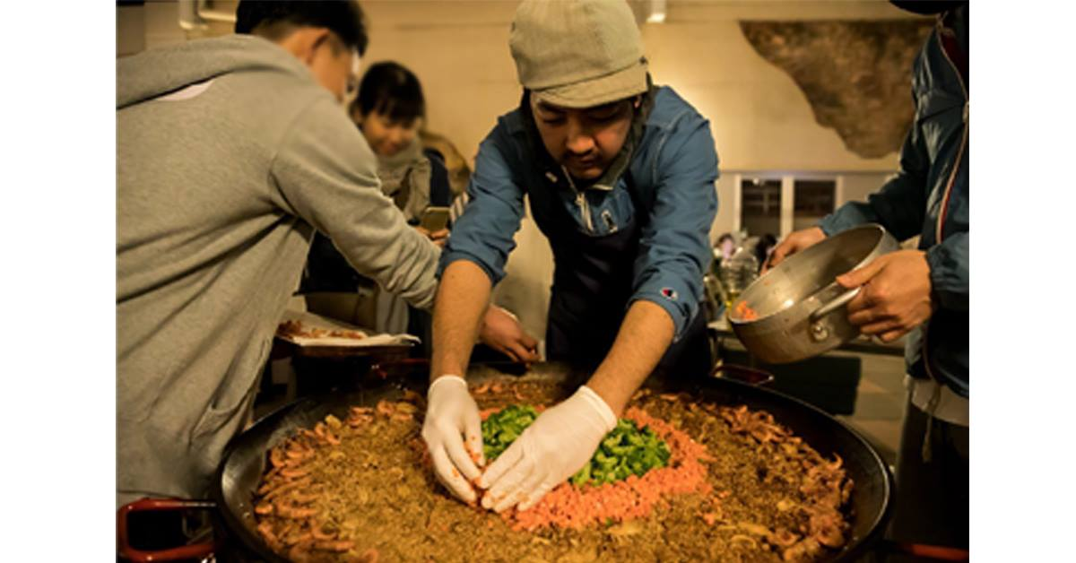 Grow rice project 収穫祭 in ウッディパル余呉メイン画像