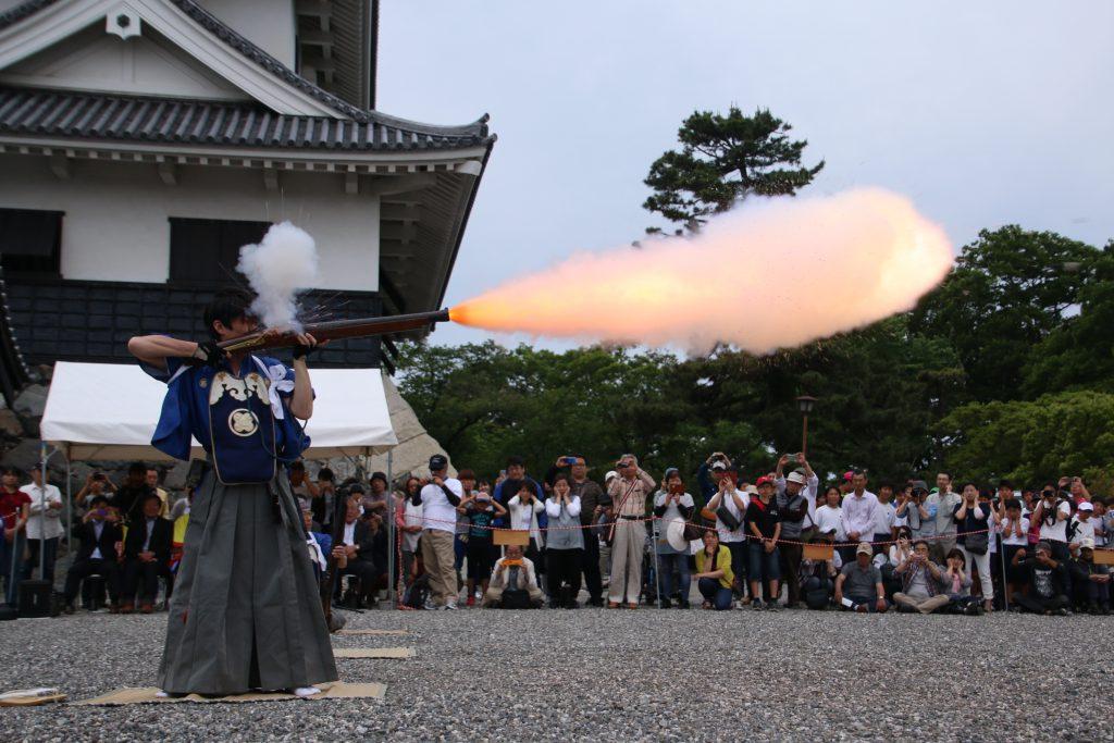 第35回長浜火縄銃大会メイン画像